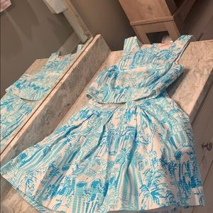 Lilly Pulitzer two piece set!